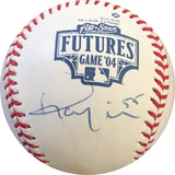 Koyie Hill signed 2004 Futures Game baseball PSA/DNA Diamondbacks autographed Cubs Phillies