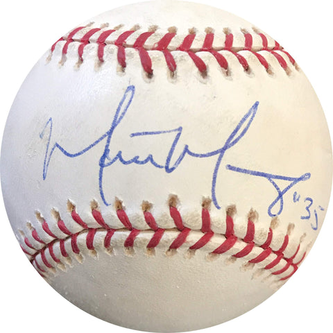 Matt Morris signed baseball PSA/DNA St. Louis Cardinals autographed