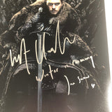 Kit Harington signed 11x14 photo PSA/DNA Autographed Game Of Thrones Jon Snow