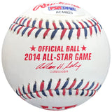 Scott Kazmir All Star baseball PSA/DNA Oakland Athletics autographed