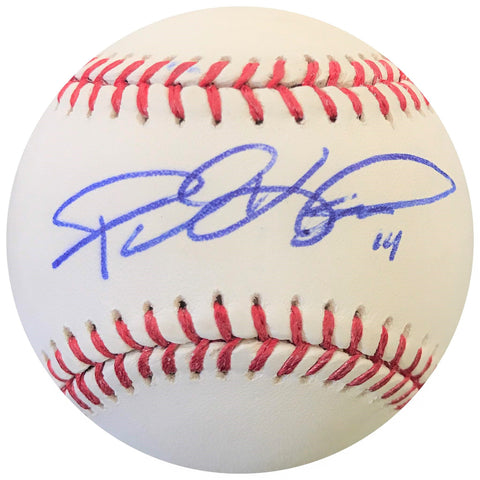 Paul Konerko signed baseball PSA/DNA Chicago White Sox autographed