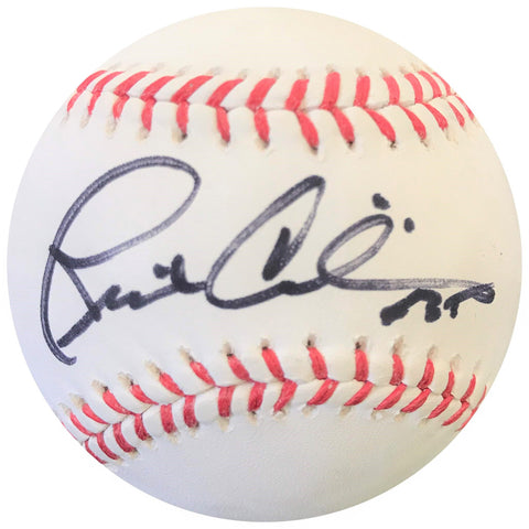 Rich Aurilia signed 2012 World Series baseball PSA/DNA Giants autographed ball