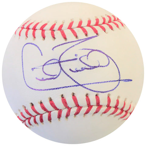 Cecil Fielder signed baseball PSA/DNA Detroit Tigers autographed