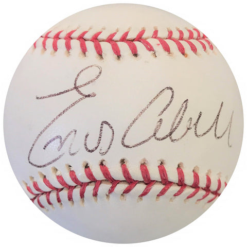 Enos Cabell signed baseball PSA/DNA Houston Astros autographed