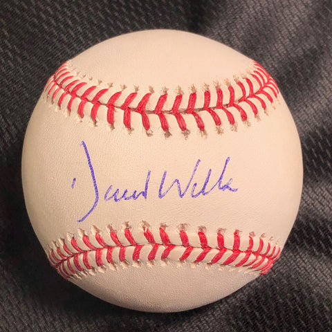 David Wells signed baseball PSA/DNA New York Yankees Autographed