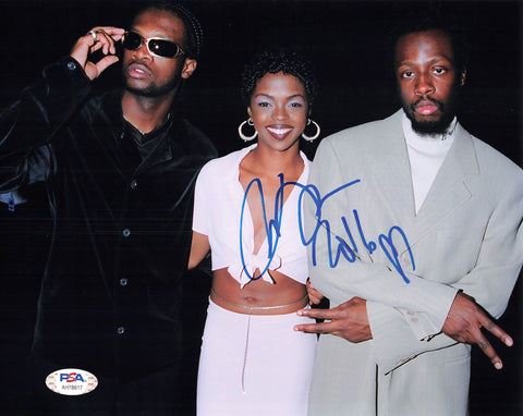 Lauryn Hill signed 8x10 photo PSA/DNA Autographed Fugees