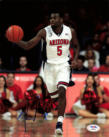 Kadeem Allen signed 8x10 photo PSA/DNA Arizona Wildcats Autographed