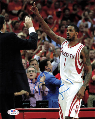 Trevor Ariza signed 8x10 photo PSA/DNA Houston Rockets Autographed