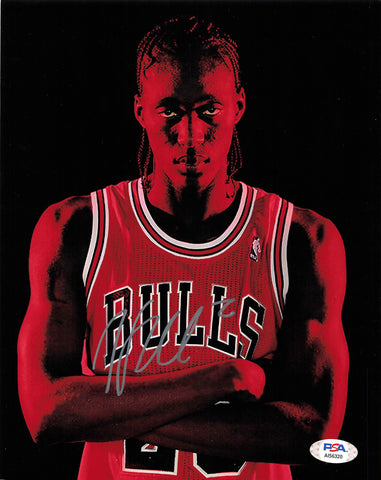 Tony Snell signed 8x10 photo PSA/DNA Chicago Bulls Autographed