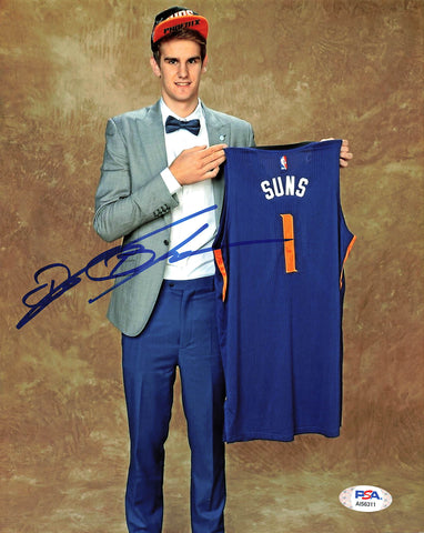 Dragan Bender signed 8x10 photo PSA/DNA Phoenix Suns Autographed