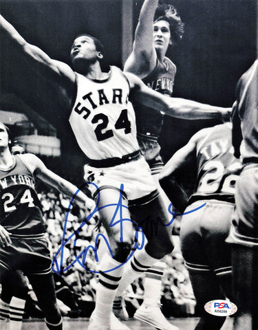 Ron Boone signed 8x10 photo PSA/DNA Lakers Autographed