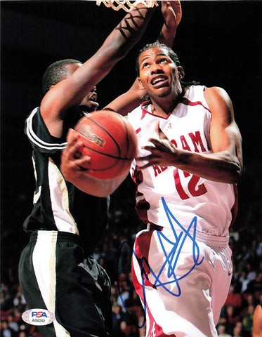 Alonzo Gee signed 8x10 photo PSA/DNA Alabama Autographed Cleveland Cavaliers
