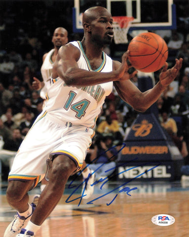 Robert Pack signed 8x10 photo PSA/DNA Denver Nuggets Autographed