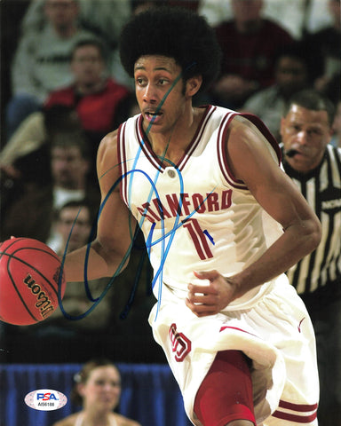 Josh Childress signed 8x10 photo PSA/DNA Stanford Autographed Atlanta Hawks