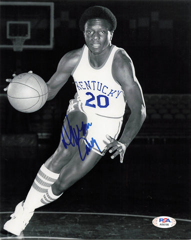 Dwane Casey signed 8x10 Photo PSA/DNA Kentucky Autographed