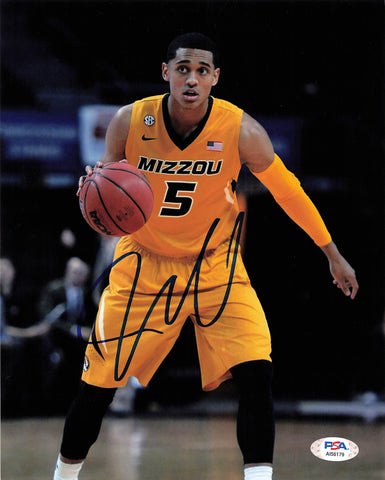 Jordan Clarkson signed 8x10  photo PSA/DNA Mizzou Autographed