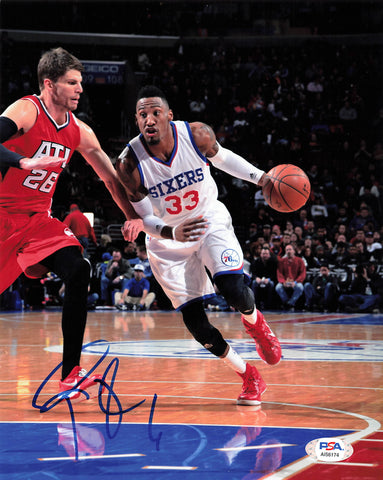 Robert Covington signed 8x10 photo PSA/DNA Philadelphia 76ers Autographed