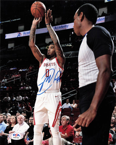Marquese Chriss signed 8x10 photo PSA/DNA Houston Rockets Autographed