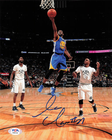 Ian Clark signed 8x10 photo PSA/DNA Warriors Autographed