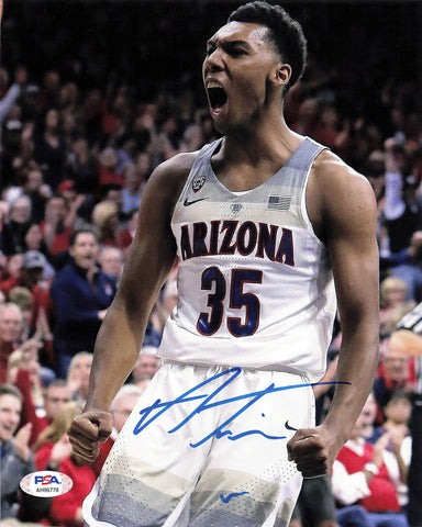Allonzo Trier signed 8x10 photo PSA/DNA Arizona Wildcats Autographed