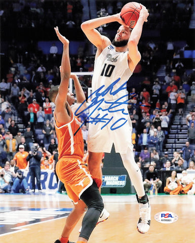 Cody Martin signed 8x10 photo PSA/DNA Nevada Autographed Hornets