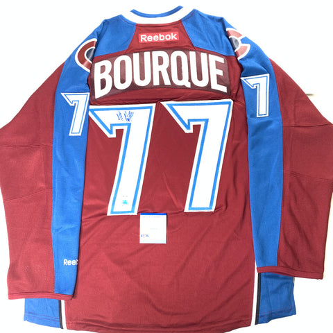 Ray Bourque Signed Jersey PSA/DNA COA Colorado Avalanche Autographed