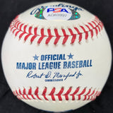Jose Altuve signed baseball PSA/DNA COA Houston Astros autographed