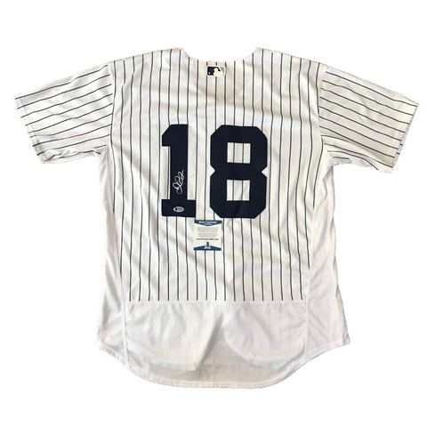 Didi Gregorius signed jersey BAS Beckett New York Yankees Autographed