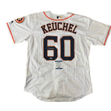 Dallas Keuchel signed jersey BAS Beckett Houston Astros Autographed