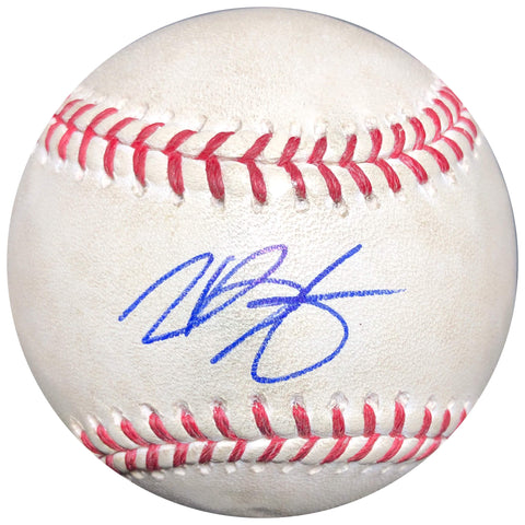Joey Bart signed baseball PSA/DNA San Francisco Giants Autographed