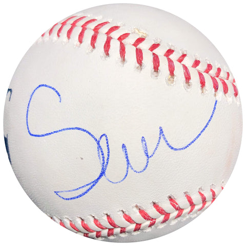 Serena Williams signed baseball PSA/DNA autographed Tennis Ball