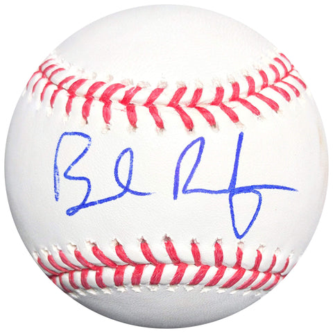 Brendan Rodgers signed baseball PSA/DNA Colorado Rockies autographed