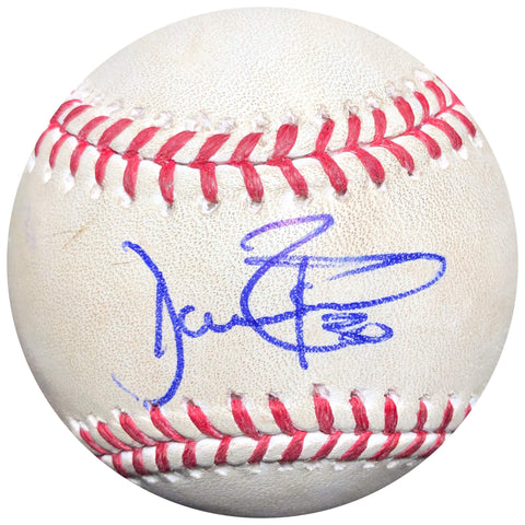 Dave Roberts signed baseball PSA/DNA Los Angeles Dodgers autographed