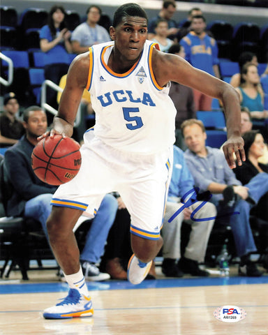 Kevon Looney signed 8x10 photo PSA/DNA UCLA Golden State Warriors Autographed