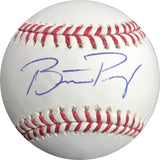 Buster Posey signed rookie baseball BAS Beckett Giants autographed