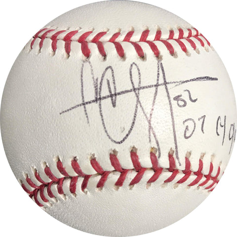 CC Sabathia signed baseball BAS Beckett New York Yankees autographed CY YOUNG INSCRIPTION