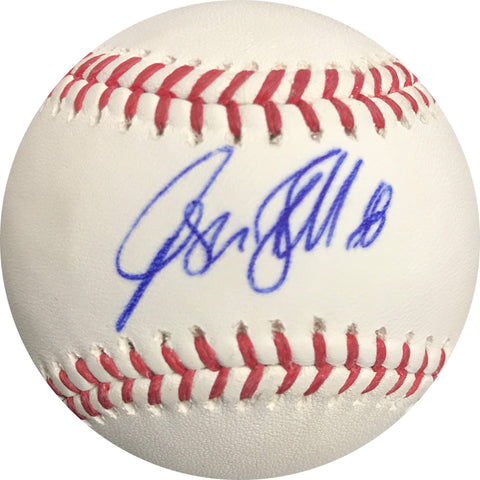 Josh Bell signed baseball BAS Beckett Pittsburgh Pirates autographed