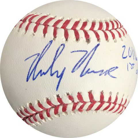 Mickey Moniak signed baseball BAS Beckett Philadelphia Phillies autographed