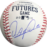 Orlando Arcia signed Futures Game baseball PSA/DNA Brewers autographed