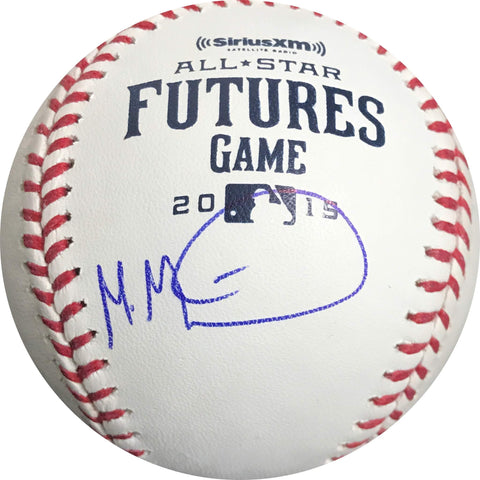 Manuel Manny Margot signed 2015 Futures Game baseball PSA/DNA autographed Padres