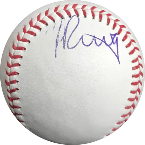 Yasiel Puig signed baseball PSA/DNA Los Angeles Dodgers autographed