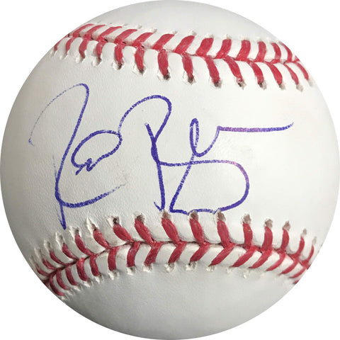 Reid Ryan Signed Baseball PSA/DNA Houston Astros Autographed