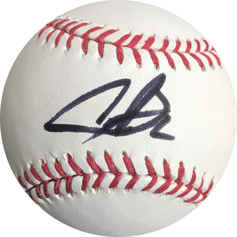 Alex Bregman signed baseball PSA/DNA Houston Astros autographed