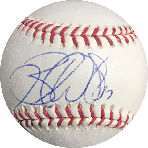 Brandon Webb signed baseball BAS Beckett Arizona Diamondbacks autographed
