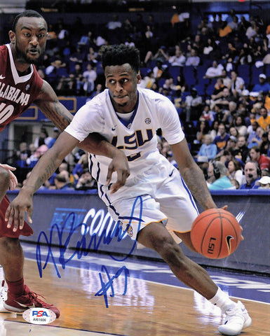 ANTONIO BLAKENEY signed 8x10 photo PSA/DNA LSU Autographed