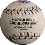 Barry Bonds signed 2003 All Star baseball PSA/DNA Giants autographed
