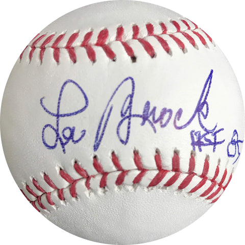 Lou Brock signed baseball PSA/DNA St. Louis Cardinals autographed HOF