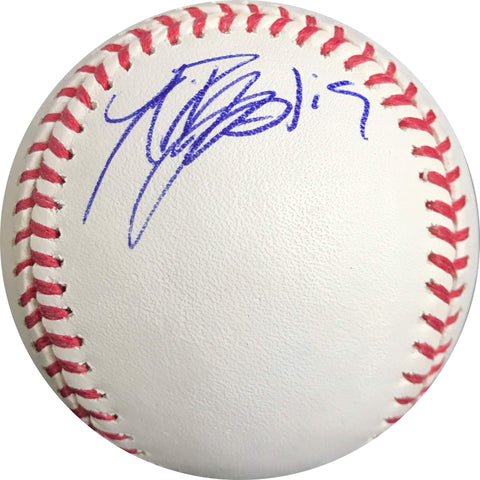 Madison Bumgarner signed baseball PSA/DNA San Francisco Giants autographed