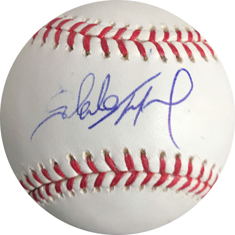 Starling Marte signed baseball PSA/DNA Pittsburgh Pirates autographed