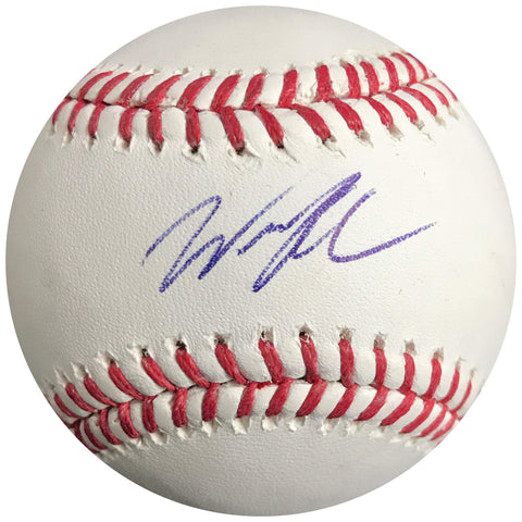 Wil Myers signed baseball BAS Beckett San Diego Padres autographed